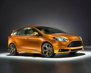 Ford Focus, cel mai bine vandut model pentru pasageri din lume, la nivelul anului trecut