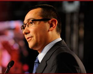 Ponta: Bugetarii nu vor fi afectati de reducerea cheltuielilor bugetare