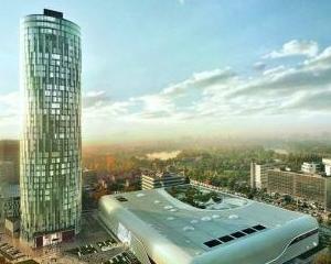 SkyTower, o investitie de peste 100 milioane euro, aduce 41.200 mp inchiriabili in Bucuresti