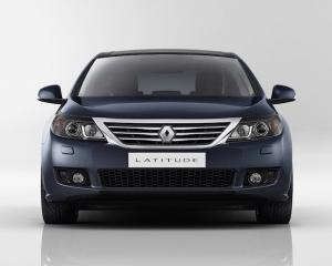 Renault Latitude va costa intre 21.000 de euro si 36.000 de euro