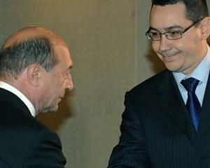 Basescu saluta deciziile economice ale Guvernului Ponta