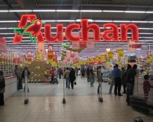 Cresterea Auchan in Europa de Est, in cifre