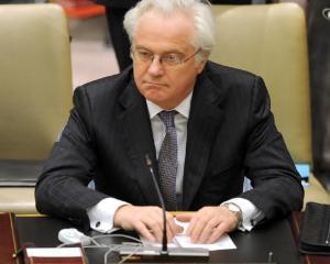 Rusia vrea ca SUA si UE sa renunte la sanctiunile aplicate Siriei
