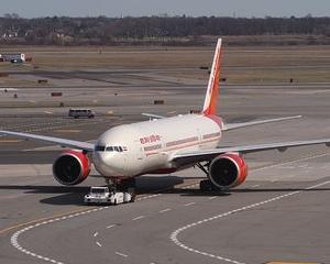 Companiile aeriene indiene sunt suparate pe taxa de poluare instituita de UE