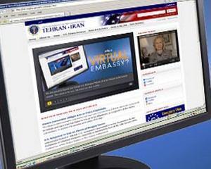 Americanii si-au deschis ambasada virtuala in Iran