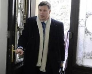 Lui Jeffrey Franks nu ii place inflatia din Romania, dar se da in vant dupa sarmale