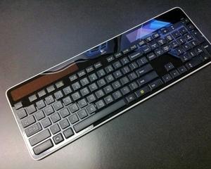 Logitech le aduce utilizatorilor de Mac tastatura care se incarca de la Soare sau bec