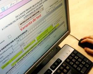 Platforma tehnica de la formularul 112, utilizata si la celelalte declaratii fiscale