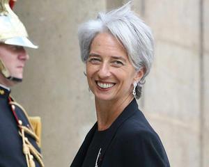 FMI o plateste pe Christine Lagarde cu 551.700 de dolari pe an