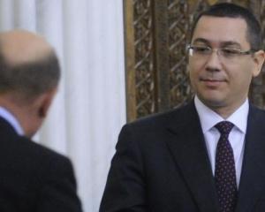 Basescu l-a desemnat OFICIAL pe Ponta in functia de premier