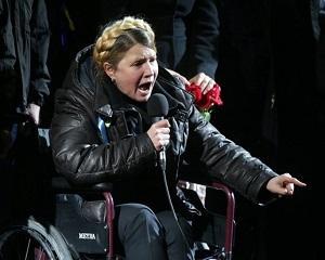 Iulia Timosenko nu-si doreste postul de prim-ministru in noul guvern ucrainean