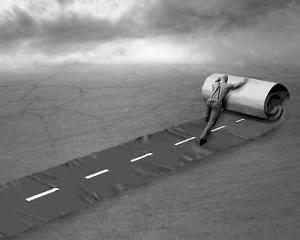 Drumul succesului cu sens unic