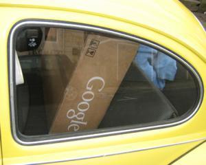 GOOGLE ar putea lansa un serviciu de livrare rapida