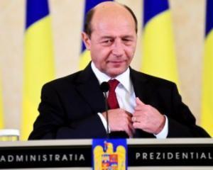 Traian Basescu: Este esential sa adoptam moneda euro in urmatorii trei-patru ani