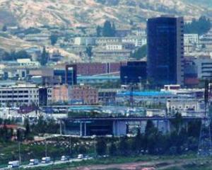 Coreea de Nord evacueaza un parc industrial de la granita cu Coreea de Sud