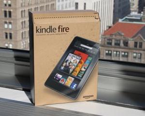 Amazon.com coboara din nor: Compania isi deschide primul magazin din