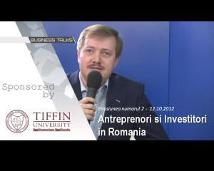 BUSINESS DAYS TV: Episodul 2 - Antreprenori si investitori in Romania