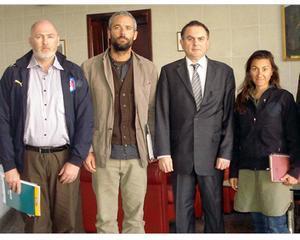 New York Times: Cei patru jurnalisti americani eliberati de libieni isi spun povestea