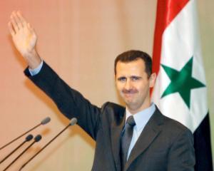 Presedintele Bashar al-Assad promite ca va invinge complotul impotriva Siriei