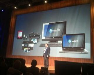 HP va aduce sistemul de operare WebOS pe PC-uri