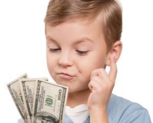 STUDIU: Copiii magnatilor depind mai mult de parinti