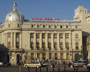 Presedintia a decorat Academia de Studii Economice