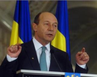 Traian Basescu: Cangrena de la vami a fost tolerata de toate partidele din '90 incoace