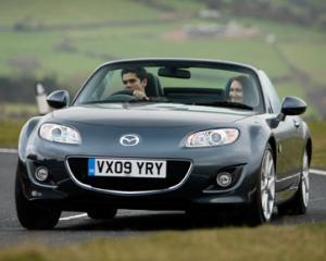 Fiat si Mazda vor construi impreuna masini cu doua locuri