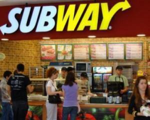 Un nou magazin Subway in Bucuresti