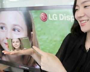 Ti se pare tare Retina Display? LG a lansat un ecran de 5 inci cu rezolutie de 1920 x 1080 pixeli