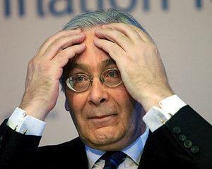 Banca Angliei intrevede alta criza financiara