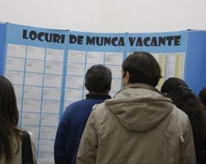 Aproape 500 de posturi vacante pentru somerii din Bucuresti