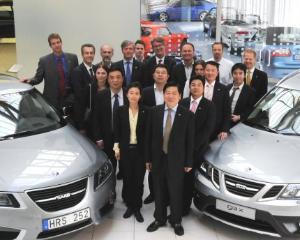 General Motors pune bete in roate vanzarii Saab