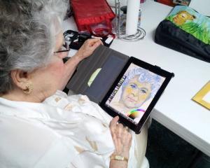 Ce faci cu o tableta la 84 de ani?