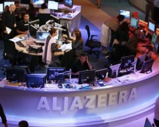 Al Jazeera vine in Balcani