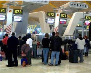 Spania dubleaza taxa de aeroport