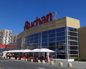 Auchan a cumparat hipermarketurile Real din Europa Centrala si de Est