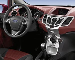 Lucrarile la fabrica care va realiza interiorul noului Ford produs la Craiova sunt in grafic