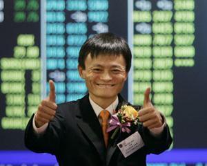 Chinezul Jack Ma este gata sa inhate Yahoo!