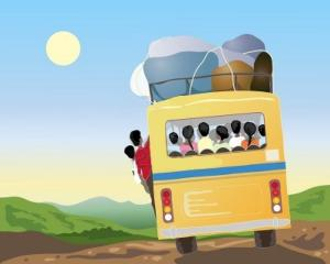 Drepturile pasagerilor care calatoresc cu autobuzul si autocarul
