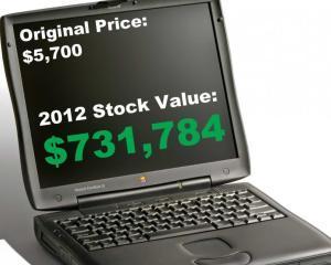 Cat ar fi valorat produsele Apple, daca erau actiuni