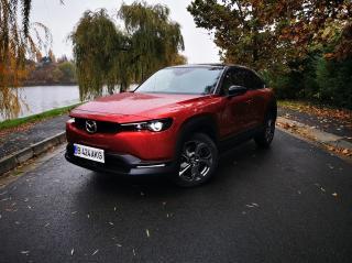 TEST DRIVE. Mazda MX-30 – pe drumul cel bun