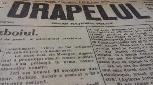 Centenarul Marii Uniri: Astazi, acum 100 de ani. Cum se vedea Romania in presa de acum un veac (IV)