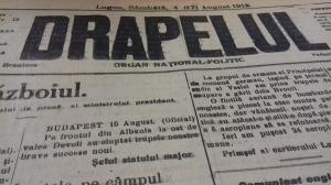 Centenarul Marii Uniri: Astazi, acum 100 de ani. Cum se vedea Romania in presa de acum un veac (VIII)