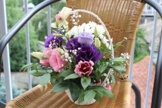 Cosuri cu flori speciale, ideale pentru orice ocazie, pe care le poti comanda online!
