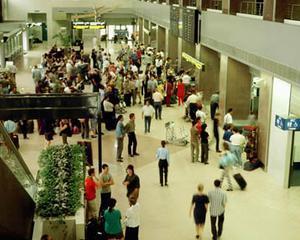 Traficul pe Aeroportul Otopeni va ajunge la 7,5 milioane de pasageri in 2011