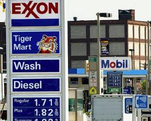 Exxon Mobil, Shell si Petrom vor explora un zacamant in platoul continental al Ucraniei