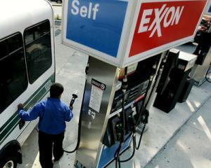 Exxon, cea mai mare companie din lume, profit de 10,65 miliarde de dolari in T1