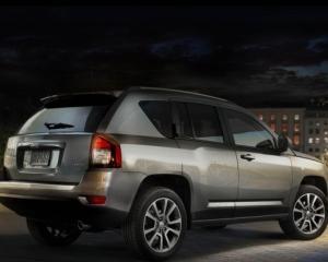 Jeep va lansa un model Compass pentru Europa