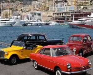 Colectia auto a printului de Monaco, scoasa la licitatie